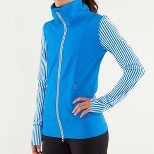 Lululemon - Daily Yoga Jacket - women's (Size 8)